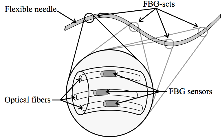 Real Time Shape Sensing For Flexible Instruments